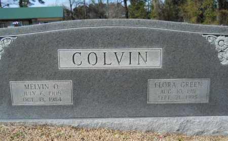 COLVIN, MELVIN O - Lincoln County, Louisiana | MELVIN O COLVIN - Louisiana Gravestone Photos