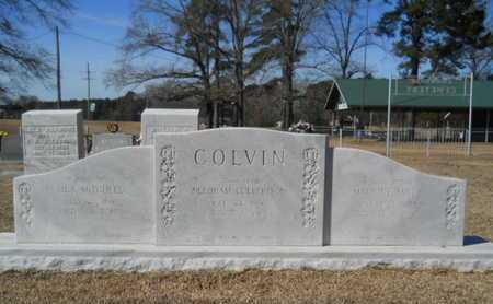 COLVIN, OLA - Lincoln County, Louisiana | OLA COLVIN - Louisiana Gravestone Photos
