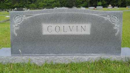 COLVIN, PLOT - Lincoln County, Louisiana   PLOT COLVIN - Louisiana Gravestone Photos