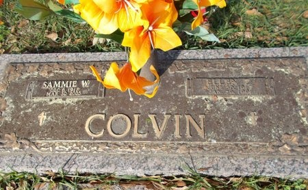 COLVIN, ELLEN ZAHARIA - Lincoln County, Louisiana | ELLEN ZAHARIA COLVIN - Louisiana Gravestone Photos