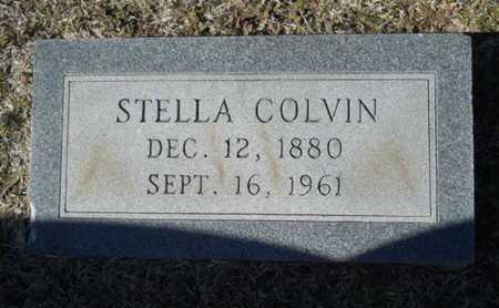 COLVIN, STELLA - Lincoln County, Louisiana | STELLA COLVIN - Louisiana Gravestone Photos