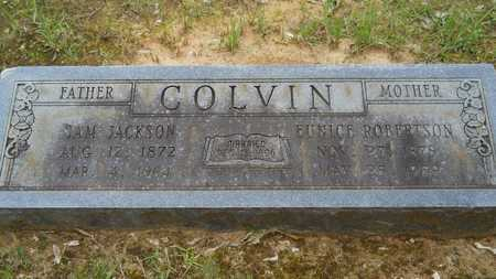 COLVIN, EUNICE - Lincoln County, Louisiana | EUNICE COLVIN - Louisiana Gravestone Photos
