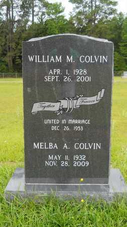 COLVIN, MELBA A - Lincoln County, Louisiana | MELBA A COLVIN - Louisiana Gravestone Photos