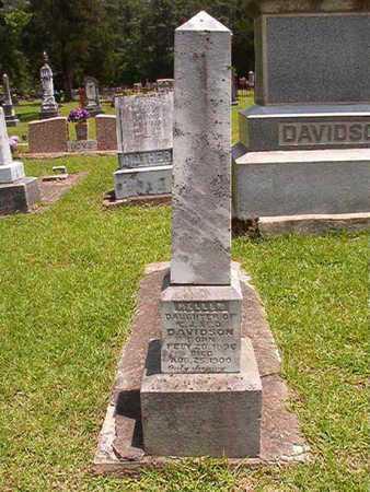 DAVIDSON, HELLEN - Lincoln County, Louisiana   HELLEN DAVIDSON - Louisiana Gravestone Photos