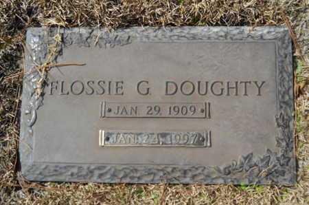 DOUGHTY, FLOSSIE G - Lincoln County, Louisiana | FLOSSIE G DOUGHTY - Louisiana Gravestone Photos