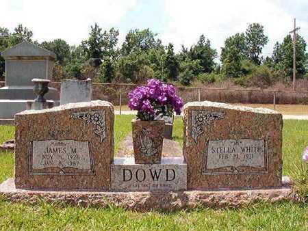 DOWD, JAMES MILTON - Lincoln County, Louisiana   JAMES MILTON DOWD - Louisiana Gravestone Photos