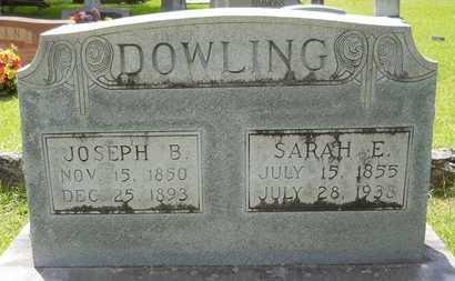 DOWLING, JOSEPH B - Lincoln County, Louisiana | JOSEPH B DOWLING - Louisiana Gravestone Photos