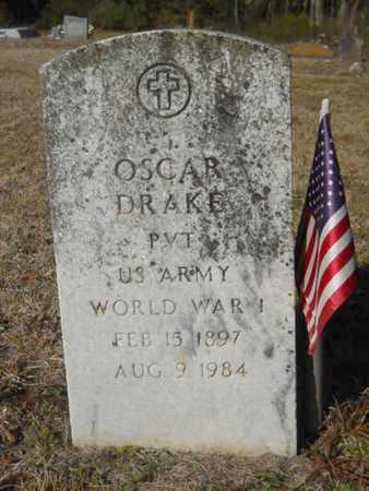 DRAKE, OSCAR (VETERAN WWI) - Lincoln County, Louisiana | OSCAR (VETERAN WWI) DRAKE - Louisiana Gravestone Photos