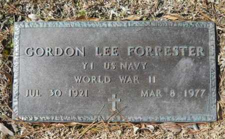 FORRESTER, GORDON LEE (VETERAN WWII) - Lincoln County, Louisiana | GORDON LEE (VETERAN WWII) FORRESTER - Louisiana Gravestone Photos