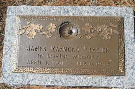 FRASIER, JAMES RAYMOND - Lincoln County, Louisiana | JAMES RAYMOND FRASIER - Louisiana Gravestone Photos