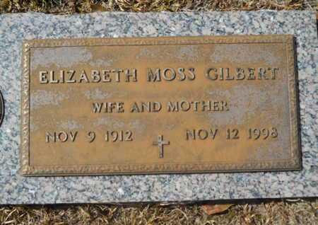 GILBERT, ELIZABETH - Lincoln County, Louisiana | ELIZABETH GILBERT - Louisiana Gravestone Photos