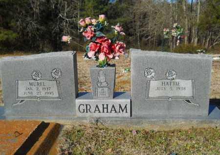 GRAHAM, MUREL - Lincoln County, Louisiana | MUREL GRAHAM - Louisiana Gravestone Photos