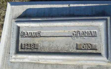 GRAHAM, SAMMIE - Lincoln County, Louisiana | SAMMIE GRAHAM - Louisiana Gravestone Photos