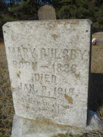 GULSBY, MARY - Lincoln County, Louisiana | MARY GULSBY - Louisiana Gravestone Photos