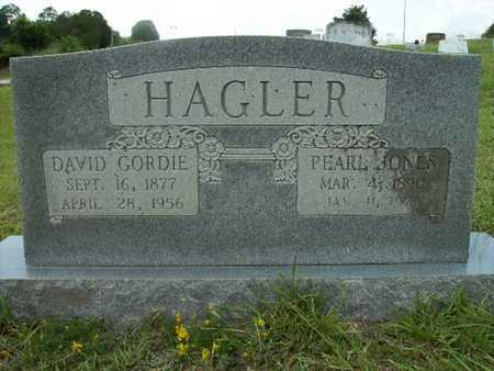JONES HAGLER, PEARL - Lincoln County, Louisiana   PEARL JONES HAGLER - Louisiana Gravestone Photos