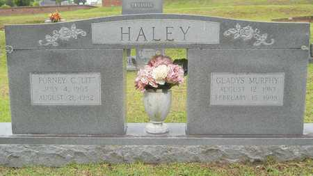 "HALEY, FORNEY C ""LIT"" - Lincoln County, Louisiana 