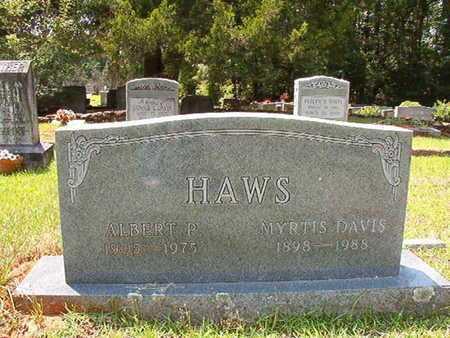 HAWS, MYRTIS - Lincoln County, Louisiana | MYRTIS HAWS - Louisiana Gravestone Photos