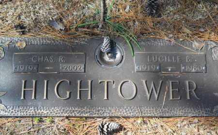 HIGHTOWER, LUCILLE B - Lincoln County, Louisiana | LUCILLE B HIGHTOWER - Louisiana Gravestone Photos