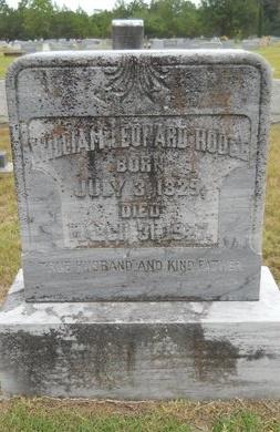 HODGE, WILLIAM LEONARD - Lincoln County, Louisiana | WILLIAM LEONARD HODGE - Louisiana Gravestone Photos