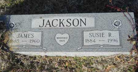 JACKSON, SUSIE R - Lincoln County, Louisiana | SUSIE R JACKSON - Louisiana Gravestone Photos