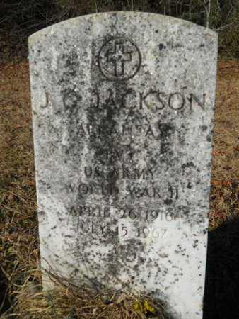 JACKSON, J O (VETERAN WWII) - Lincoln County, Louisiana | J O (VETERAN WWII) JACKSON - Louisiana Gravestone Photos