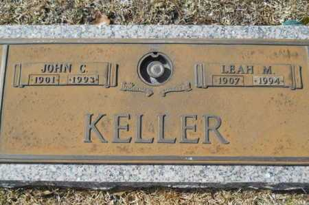 KELLER, LEAH M - Lincoln County, Louisiana | LEAH M KELLER - Louisiana Gravestone Photos