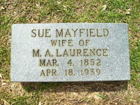 LAURENCE, SUE - Lincoln County, Louisiana   SUE LAURENCE - Louisiana Gravestone Photos