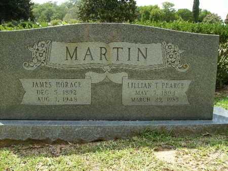 MARTIN, LILLIAN T - Lincoln County, Louisiana | LILLIAN T MARTIN - Louisiana Gravestone Photos
