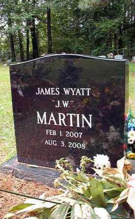 "MARTIN, JAMES WYATT ""JW"" - Lincoln County, Louisiana | JAMES WYATT ""JW"" MARTIN - Louisiana Gravestone Photos"