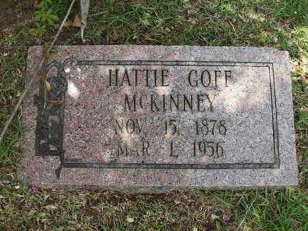 MCKINNEY, HATTIE - Lincoln County, Louisiana   HATTIE MCKINNEY - Louisiana Gravestone Photos