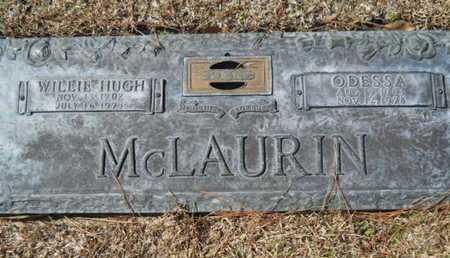 MCLAURIN, ODESSA - Lincoln County, Louisiana | ODESSA MCLAURIN - Louisiana Gravestone Photos