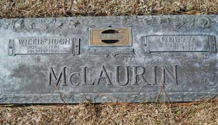 PEPPER MCLAURIN, ODESSA - Lincoln County, Louisiana | ODESSA PEPPER MCLAURIN - Louisiana Gravestone Photos