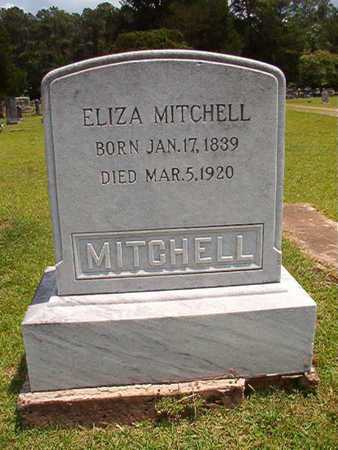 MITCHELL, ELIZA - Lincoln County, Louisiana | ELIZA MITCHELL - Louisiana Gravestone Photos