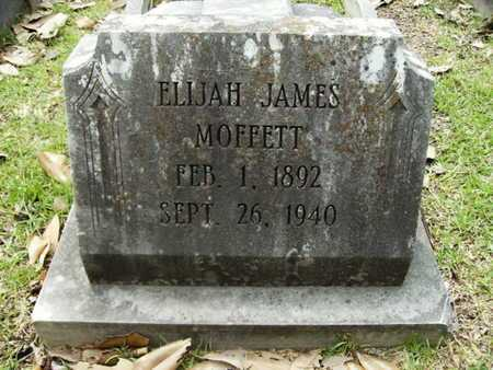 MOFFETT, ELIJAH JAMES - Lincoln County, Louisiana | ELIJAH JAMES MOFFETT - Louisiana Gravestone Photos