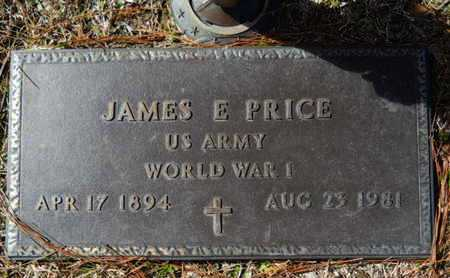 PRICE, JAMES E (VETERAN WWI) - Lincoln County, Louisiana | JAMES E (VETERAN WWI) PRICE - Louisiana Gravestone Photos