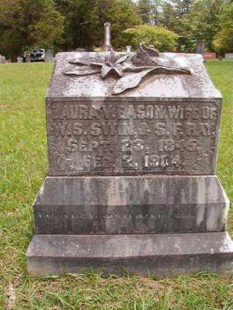 EASON RAY, LAURA V - Lincoln County, Louisiana | LAURA V EASON RAY - Louisiana Gravestone Photos