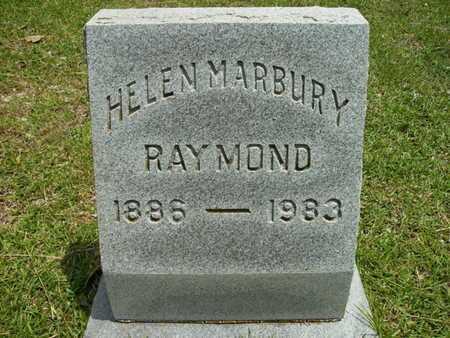 RAYMOND, HELEN - Lincoln County, Louisiana | HELEN RAYMOND - Louisiana Gravestone Photos