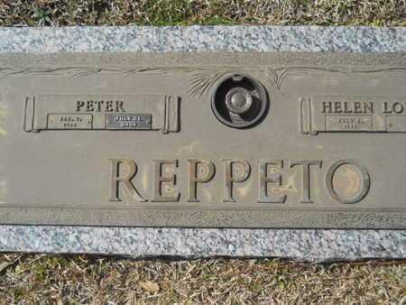 REPPETO, PETER - Lincoln County, Louisiana | PETER REPPETO - Louisiana Gravestone Photos