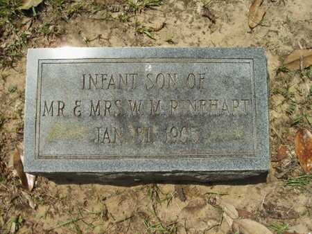 RINEHART, INFANT SON - Lincoln County, Louisiana   INFANT SON RINEHART - Louisiana Gravestone Photos