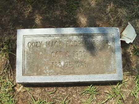 RODRIGUES, GOZY MACK, SR - Lincoln County, Louisiana   GOZY MACK, SR RODRIGUES - Louisiana Gravestone Photos