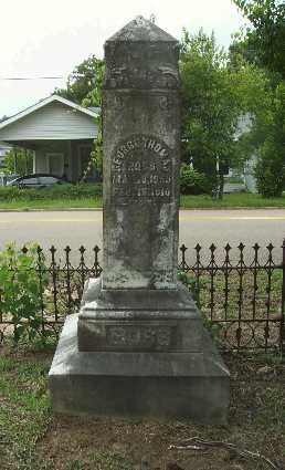ROSS, GEORGE THOMAS - Lincoln County, Louisiana | GEORGE THOMAS ROSS - Louisiana Gravestone Photos
