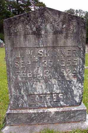 SKINNER, JOHN WESLEY - Lincoln County, Louisiana | JOHN WESLEY SKINNER - Louisiana Gravestone Photos