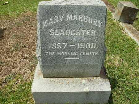 SLAUGHTER, MARY - Lincoln County, Louisiana | MARY SLAUGHTER - Louisiana Gravestone Photos