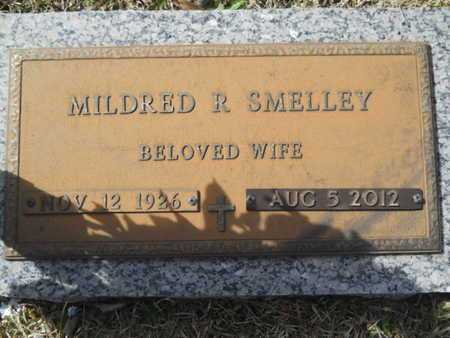 SMELLEY, MILDRED R - Lincoln County, Louisiana | MILDRED R SMELLEY - Louisiana Gravestone Photos