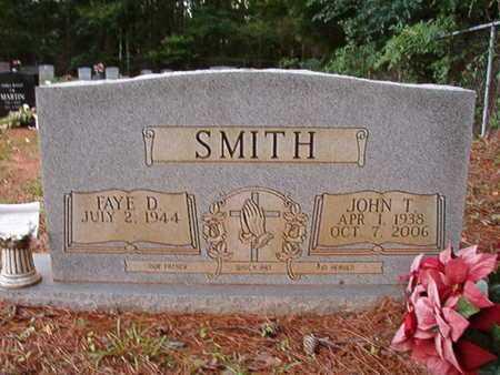 SMITH, JOHN T - Lincoln County, Louisiana   JOHN T SMITH - Louisiana Gravestone Photos
