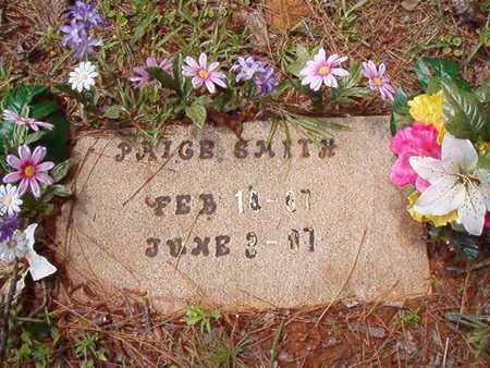 SMITH, PAIGE - Lincoln County, Louisiana | PAIGE SMITH - Louisiana Gravestone Photos