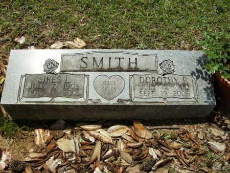 SMITH, DOROTHY P - Lincoln County, Louisiana | DOROTHY P SMITH - Louisiana Gravestone Photos