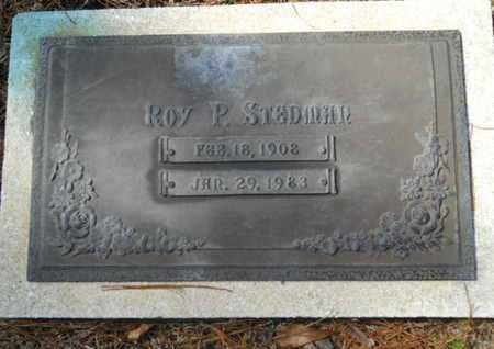 STEDMAN, ROY P - Lincoln County, Louisiana | ROY P STEDMAN - Louisiana Gravestone Photos