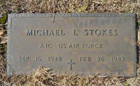 STOKES, MICHAEL L (VETERAN) - Lincoln County, Louisiana | MICHAEL L (VETERAN) STOKES - Louisiana Gravestone Photos