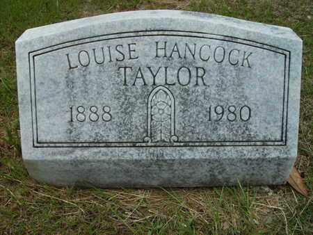 TAYLOR, LOUISE - Lincoln County, Louisiana   LOUISE TAYLOR - Louisiana Gravestone Photos